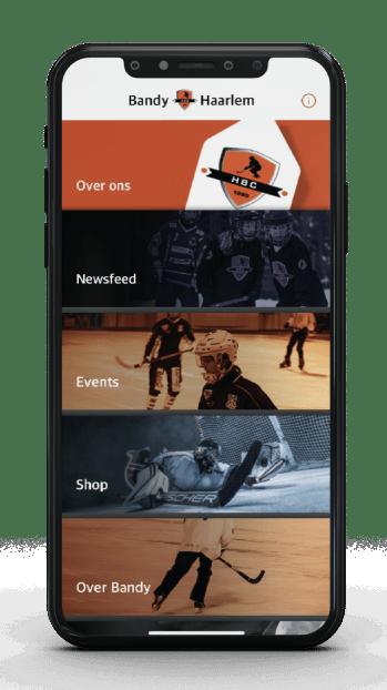 newssupply nieuws app bandy haarlem